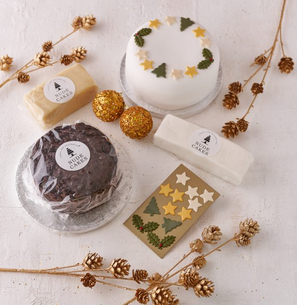 Sherry Christmas Cake Kit